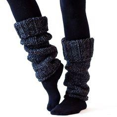 HARMONY Leg Warmer Knitting Pattern