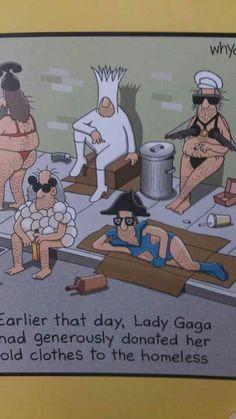 Lady Gaga donations