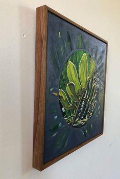 Claudia Gurwitz: Assemblage #5: fine art | StateoftheART Canvas Size, Original Artwork, Africa, Fine Art, Gallery, Artist, Painting, Roof Rack, Artists