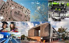 Đại học Deakin tuyển sinh năm 2017 với những ngành học hot như Truyền thông, IT, Kinh doanh, Quản lý, Kỹ thuật, Giáo dục, Tâm lý học…