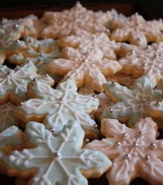 Baking- the best part of Christmas!