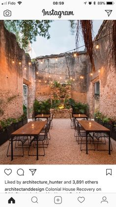 Reforma Casa Colonial na Rua Pim Schalkwijk Cafe Interior Design, Cafe Design, House Design, Room Interior, Diy Design, Design Ideas, Urban Design, Outdoor Dining, Outdoor Decor