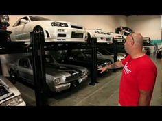 Amazing Car Collection at AE Performance - Paul Walker's car collection