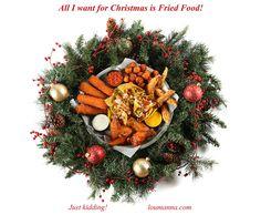 #tastytuesday #wreath #friedfood #wings #mozzarellasticks #chickenfingers#nachos #tatertots #yum #mmmmm #justkidding Bowlmor Lanes Janine Kalesis Food-Stylist Lou Manna