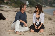 Review: 'Some Kind of Beautiful', Starring Pierce Brosnan, Salma Hayek, and Jessica Alba ~ Punch Drunk Critics