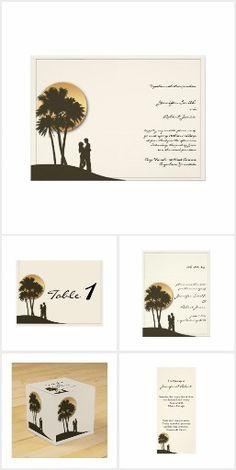 Island Paradise Wedding Collection