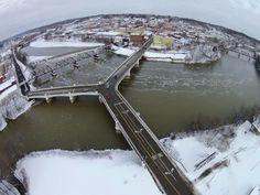 Y bridge Zanesville, OHIO.
