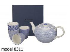 Tokyo Design Studio Nippon Blue Theeset