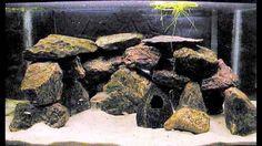 Image result for diy aquarium decoration