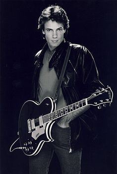 Rick Springfield - one of my first crushes :)