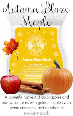 Autumn Blaze Maple www.brendagreen.scentsy.us
