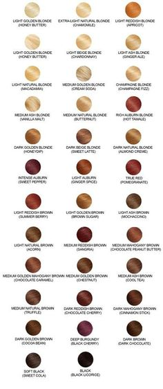 You may need Auburn hair color chart when you are about to color your hair. Some of you may not understand about what Auburn hair color is like. Cheveux Beiges, Natural Hair Styles, Long Hair Styles, Super Hair, Cool Hair Color, Hair Color Names, Light Auburn Hair Color, Trendy Hair Colour, Medium Auburn Hair Color