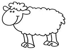šablona ovce - Hledat Googlem