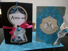 Convites Alice