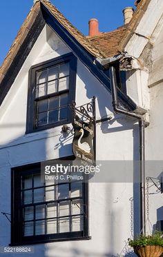 Swan Cottage Tea Rooms - Rye, Sussex, England