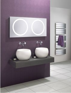 Globe Countertop Bathroom Basin from Crosswater http://www.bauhaus-bathrooms.co.uk/product/bauhaus-basins-countertop/globe/