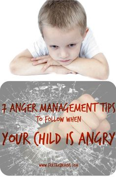How to handle a child when he is angry? #parentingtips