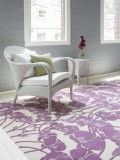 Mucha Bloom -Hand Tufted Rugs - 100% NZ Wool - Designer Rugs