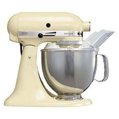 Best prices for Kitchenaid Artisan Food Mixer Cream