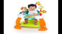 Bright Starts Bounce Bounce Baby Activity Zone Review