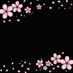 Free Image on Pixabay - Black, Flowers Digital Paper Free Pictures, Free Images, Black Flowers, Textured Background, Digital, Backgrounds, Illustrators, Mall, Wallpaper