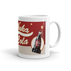 Nuka Cola Fallout Coffee Mug