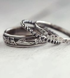 Rustic-sterling-silver-stacking-ring-assortment-set-of-3-1385560623