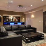 Applying a basement sealer will allow you create amazing interiors
