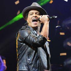 Bruno Mars, Big Weekend 2013