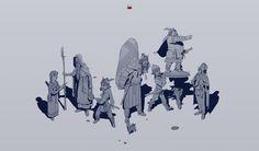 ArtStation - Astérix et Obélix, Michaël Verhaaf