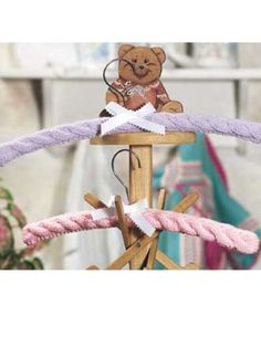 Love Love Love these! I think I'm about to join another knitting board. @Ashlee Vilmo Munson do you have a source for the hangers?