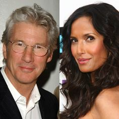 New Celebrity Couple Alert: Richard Gere, 64, and Padma Lakshmi, 43
