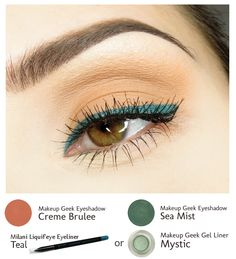 4 Ways to Wear Colorful Eyeshadow to Work on Makeup Geek