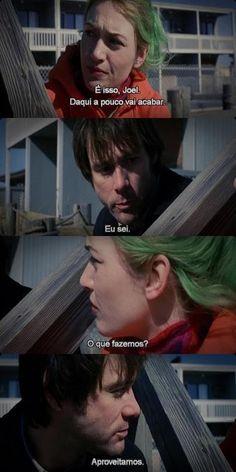 Brilho Eterno de uma Mente Sem Lembranças - um daqueles filmes despretensiosos e eternos ;)