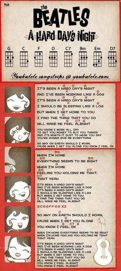 Uke it, Beatles style!