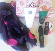 Tests & envies: La Birchbox de Septembre : Kiss