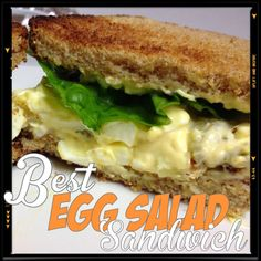 Egg Salad Sandwich (the Only One I'll Eat) Recipes — Dishmaps