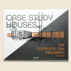 The Case Study House program (1945-66) was an exceptional, innovative event in the history of American architecture and remains to this day unique. The program, which concentrated on the Los Angeles a