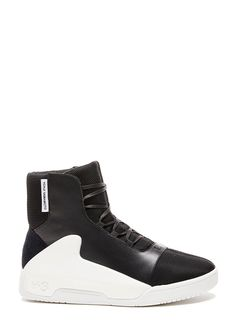 SS16: Y-3 Hayworth Mid Sneakers