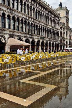 Plaza de Marco Venice