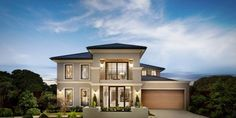 Plantation House Plans With Photos Australian House Plans, Australian Homes, Carlisle Homes, House Plans Australia, Beach Houses For Sale, 3 Storey House Design, House Plans With Photos, Melbourne House, Indian Homes