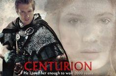 Image via We Heart It https://weheartit.com/entry/131315136 #doctorwho #centurion #amypond #karengillian #rorywilliams
