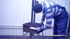 высокотемпературные краски - YouTube