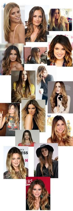 Starting To Love Ombre Hair.