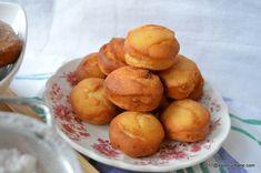 Gogosi pufoase reteta de la bunica   Savori Urbane Baking Recipes, Cake Recipes, Romanian Food, Food Cakes, Pretzel Bites, No Bake Cake, Finger Foods, Baked Goods, Sweets