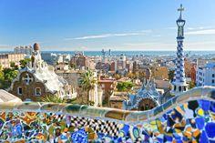#Barcelona #aurinko