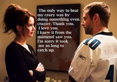 Silver Linings Playbook <3 - One of the best romantic comedies I have seen in a long time.