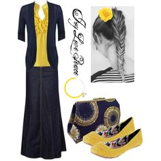 """A Cheerful Heart"" by audge999 on Polyvore"