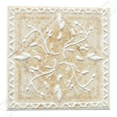 Decorative Porcelain Tile Adorable Ceramic Tile Liner Border  4 X 8 Azuvi Scavos Verde  Decorative Decorating Design