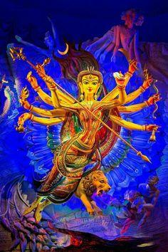 Goddess Durgadevi....